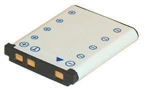 Kamera batteriD-Li63til Pentaxkamera