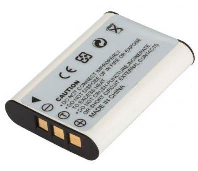 Kamera batteriD-Li78til Pentaxkamera