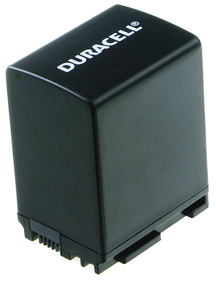 Duracell kamera batteri BP-827 til Canon