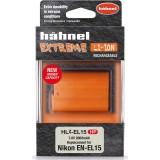 Kamera batteri EN-EL15 til Nikon - Hähnel HLX-EL15HP Extreme