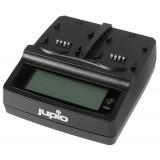 Jupio Dobbeltopladeren - til kamera- og videokamerabatterier