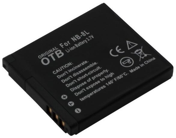 Batteri til Canon kamera Powershot A3000 IS