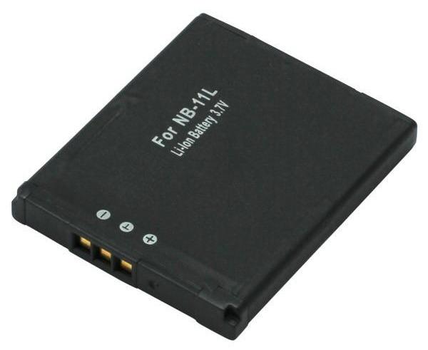 Batteri til Canon kamera IXUS 132