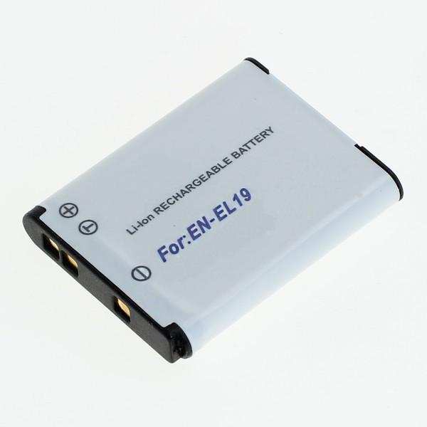 Kamerabatteri til Nikon Coolpix S6500