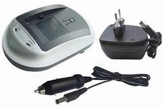 Batteri oplader tilPentaxD-Li90