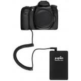 Jupio PowerVault mobil strømforsyning til Nikon EN-EL15 og EN-EL15b