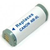 Kamera batteriNB-9Ltil Canonkamera