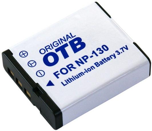 Kamera batteriNP-130til Casiokamera