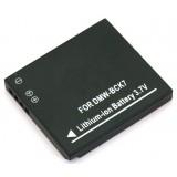 Kamera batteriDMW-BCK7til Panasonickamera