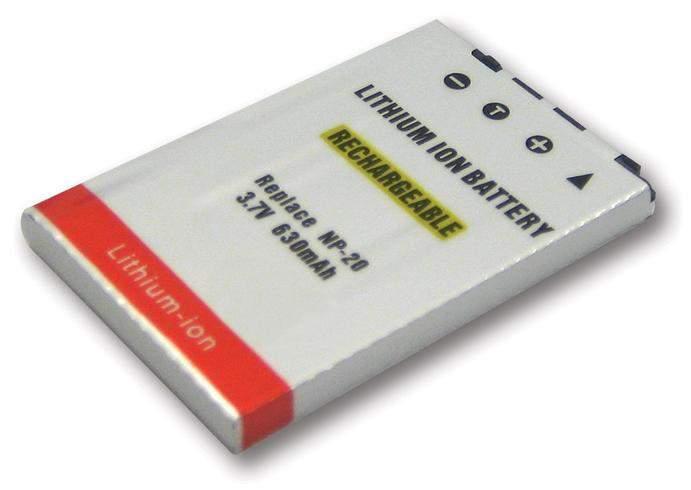 Kamera batteritil BenQDCX735 og X800