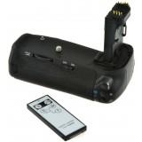 Jupio Batterigreb BG-E14 til Canon EOS 70D og EOS 80D + Remote