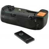 Batterigreb MB-D18 til Nikon D850 + Remote