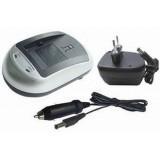 Batteri oplader tilSonyNP-FM500H