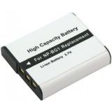 Kamera batteriNP-BG1til Sonykamera