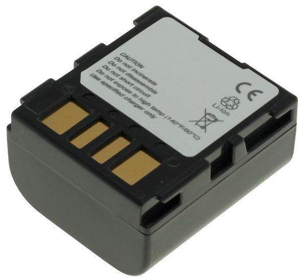 Kamera batteriBN-VF707 / BN-VF707Util JVCvideo kamera