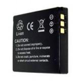Kamera batteri DMW-BCE10E / CGA-S008til Panasonickamera