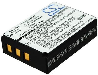 Kamera batteri PA3985U-1BRS til Toshiba video kamera