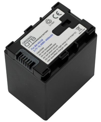 Kamera batteri BN-VG138 til JVC video kamera