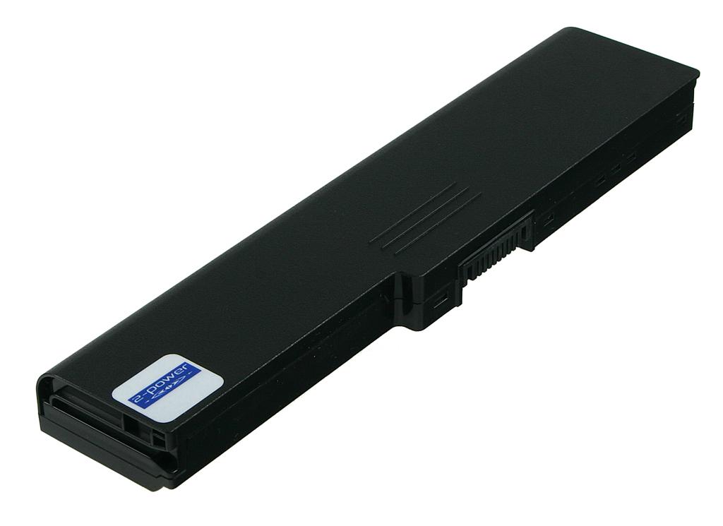 Laptop batteri PA3634U-1BAS til bl.a. Toshiba Satellite U400 - 4400mAh